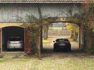 Ford Mondeo og Jaguar XF